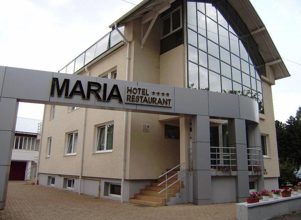 Hotel Maria Radauti