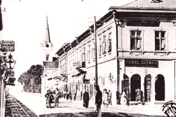 istoric orasul Radauti